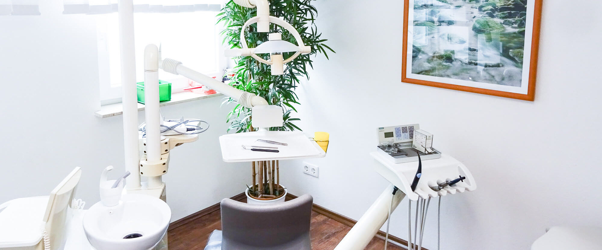 Zahnarztpraxis Kup in Bendorf - Praxisräume