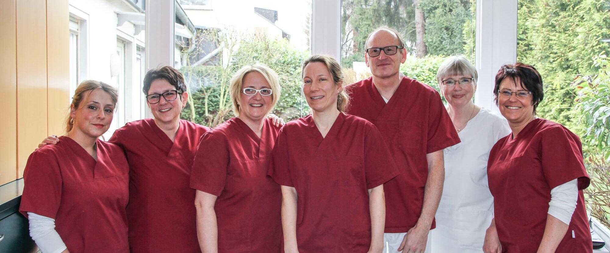 Zahnarzt Praxisteam